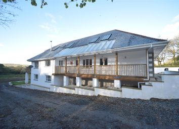 Thumbnail 4 bedroom detached house for sale in High Cross, Constantine, Falmouth