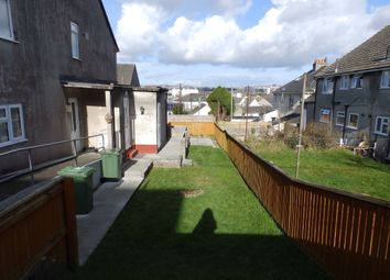 Thumbnail 2 bed flat to rent in Orchard Crescent, Oreston, Plymouth