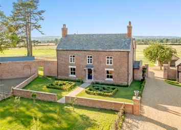 Thumbnail 6 bed detached house for sale in Old Rectory Gardens, West Felton, Oswestry, Shropshire