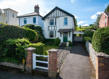 Thumbnail 3 bed detached house to rent in Harrow Road West, Dorking, Surrey