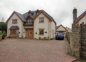Thumbnail 5 bedroom detached house for sale in St. Lawrence Road, Chepstow