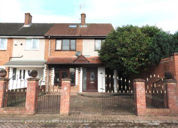 Thumbnail 3 bed end terrace house for sale in Wicket Close, Liverpool