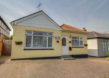 Thumbnail 3 bed detached bungalow for sale in Mount Road, Wickford