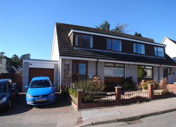 Thumbnail 3 bed semi-detached house for sale in Spynie Street, Elgin
