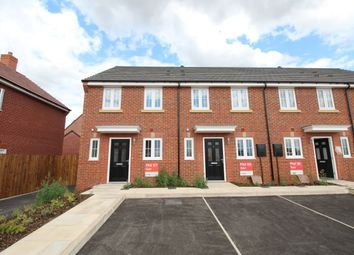 Thumbnail 2 bed terraced house for sale in Joseph Johnson Road, Sandbach