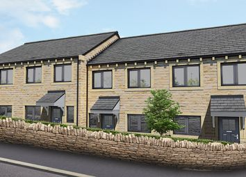 3 bed end terrace house for sale in Mill Moor Road, Meltham, Holmfirth HD9