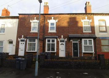 Thumbnail 3 bedroom terraced house for sale in James Turner Street, Birmingham