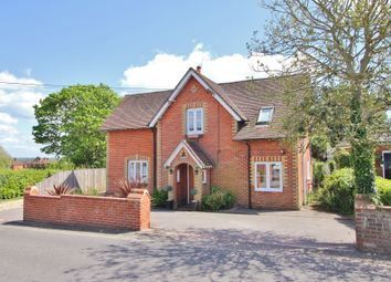 Thumbnail 5 bedroom detached house for sale in St Johns Road, Hedge End, Southampton, Hampshire