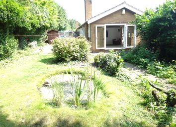 Thumbnail 2 bed semi-detached bungalow for sale in Maple Close, Off Tollemache Avenue, Leicester