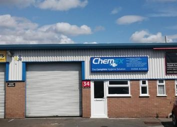 Thumbnail Light industrial to let in Unit 34, Auster Road/Kettlestring Lane, Clifton Moor Industrial Estate, York, North Yorkshire