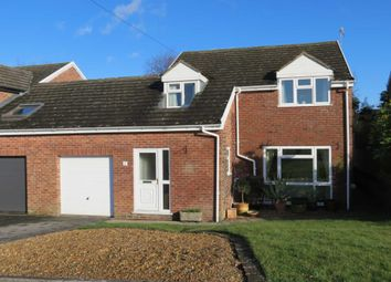 Thumbnail 4 bed link-detached house for sale in Van Diemens Close, Marlborough