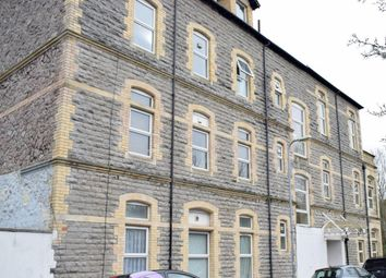 Thumbnail 2 bed flat to rent in Lower Holmes Street, Barry