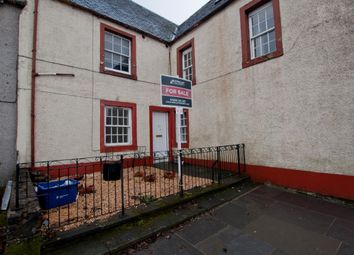 Thumbnail 1 bed flat for sale in Main Street, Clackmannan