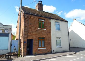 Thumbnail 2 bed semi-detached house for sale in Boreham Road, Warminster