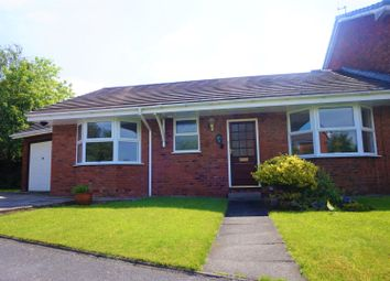 Thumbnail 2 bed semi-detached bungalow for sale in Glengarth Drive, Lostock, Bolton