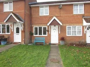 Thumbnail 2 bed terraced house for sale in Morecambe Close, Stevenage
