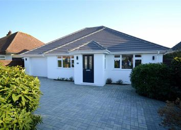 Thumbnail 3 bedroom detached bungalow for sale in Fairfield Road, Barton On Sea, New Milton