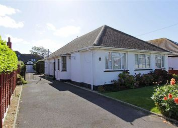 Thumbnail 4 bed bungalow for sale in Seacroft Avenue, Barton On Sea, New Milton