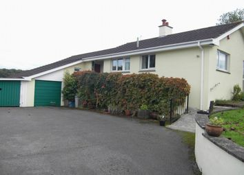 Thumbnail 3 bed detached bungalow to rent in Broadwoodkelly, Winkleigh