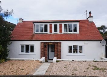 Thumbnail 4 bed detached house for sale in Gogoside Road, Largs