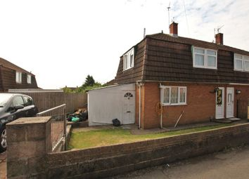 Thumbnail 2 bed semi-detached house for sale in Winston Road, Barry