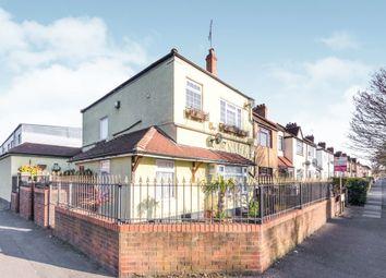 Thumbnail 2 bed maisonette for sale in Longthornton Road, London