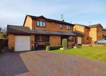 Thumbnail 4 bed detached house for sale in Ffordd Ystrad, Coed-Y-Glyn, Wrexham