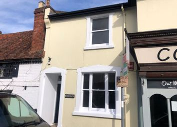 Thumbnail 2 bed terraced house to rent in High Street, Cookham, Maidenhead