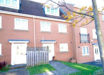 Thumbnail 3 bed town house for sale in Cosgrove Court, High Heaton, Newcastle Upon Tyne