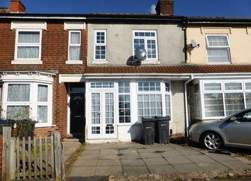 Thumbnail 3 bed terraced house for sale in Alum Rock Road, Alum Rock, Birmingham
