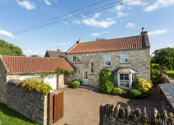 Thumbnail 4 bed detached house for sale in Main Street, Westow, York, North Yorkshire