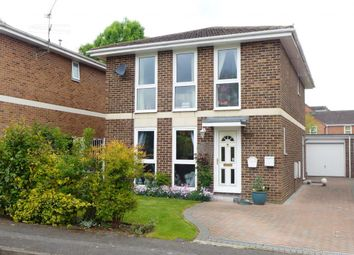 Thumbnail 4 bedroom detached house for sale in Wistaria Lane, Yateley