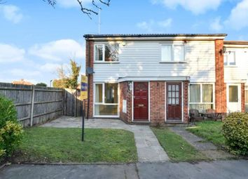 Thumbnail 2 bedroom end terrace house for sale in Boswell Close, Orpington, Kent