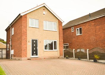 Thumbnail 3 bed detached house for sale in Thoresby Close, Aston, Sheffield