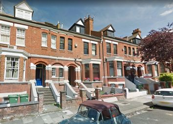Thumbnail 2 bed flat for sale in Dennington Park Road, West Hampstead, London