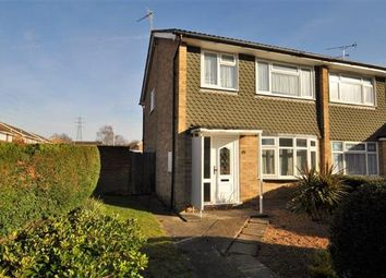 Thumbnail 3 bed semi-detached house for sale in Cudham Close, Maidstone