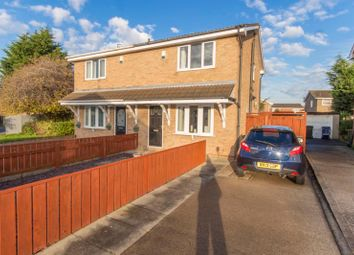 Thumbnail 3 bed semi-detached house for sale in Briggs Avenue, Middlesbrough