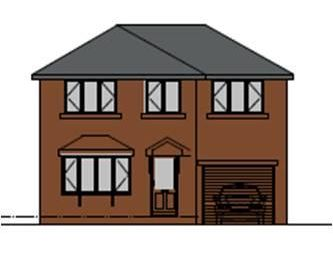 Thumbnail 4 bed detached house for sale in Rotherham Road, Halfway, Sheffield