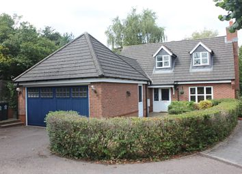 Thumbnail 4 bed detached house for sale in Park Hill Drive, Aylestone, Leicester
