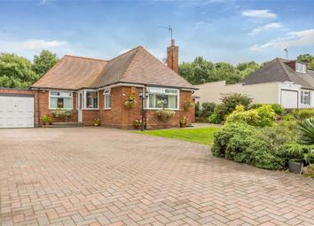 Thumbnail 3 bed detached bungalow for sale in Wepre Lane, Connah's Quay, Deeside, Flintshire