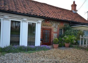 Thumbnail 3 bedroom property for sale in Church Crofts, Manor Road, Dersingham, King's Lynn