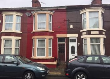 Thumbnail 3 bedroom end terrace house for sale in Bellamy Road, Walton, Liverpool