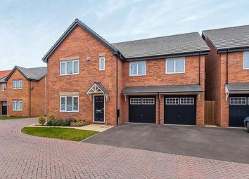Thumbnail 6 bed detached house for sale in Leon Drive, Cardea, Peterborough, Cambridgeshire