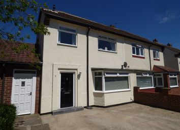 Thumbnail 3 bed semi-detached house for sale in Glaisdale Avenue, Stockton-On-Tees