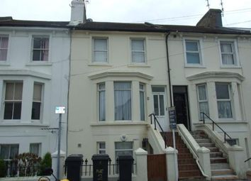 Thumbnail 1 bed flat to rent in Tideswell Road, Close To Town, Eastbourne