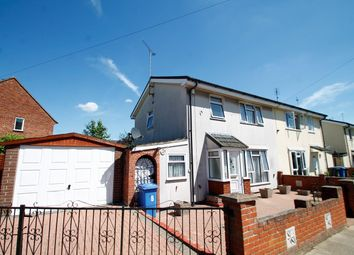 Thumbnail 3 bed semi-detached house for sale in Kerry Avenue, Ipswich