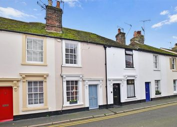 Thumbnail 2 bed terraced house for sale in Chapel Street, Hythe, Kent