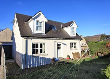 Thumbnail 4 bedroom detached house for sale in Strowan Road, Comrie