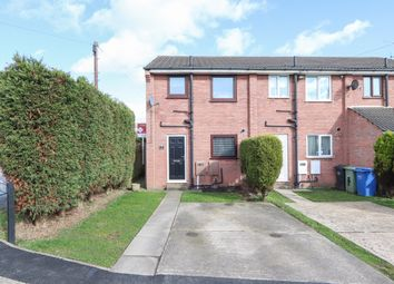 3 bed end terrace house for sale in Anderson Close, New Whittington, Chesterfield S43