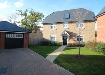 Thumbnail 4 bed detached house for sale in Aaron Lewis Close, Hawkwell, Hockley
